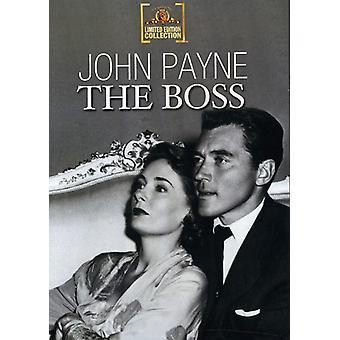 Boss [DVD] USA import