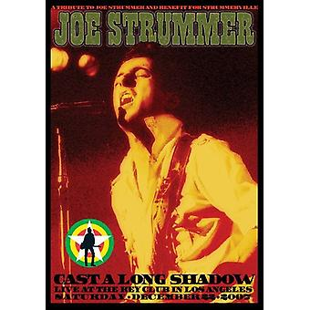 Joe Strummer - Concert hommage: Cast une importation USA Long Shadow [DVD]