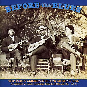 Before the Blues - Before the Blues: Vol. 2-Early American Black Mu [CD] USA import