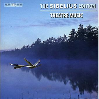 J. Sibelius - The Sibelius Edition, Vol. 5: Theatre Music [CD] USA import