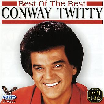 Conway Twitty - Best of the Best [CD] USA import