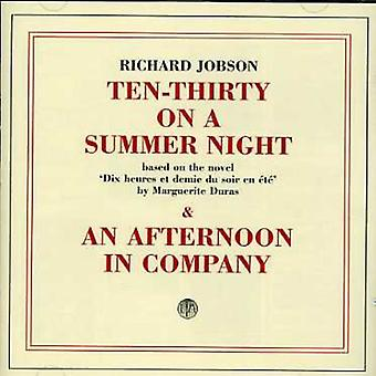 Richard Jobson - 10.30 on a Summer Night/Afternoon in Company [CD] USA import