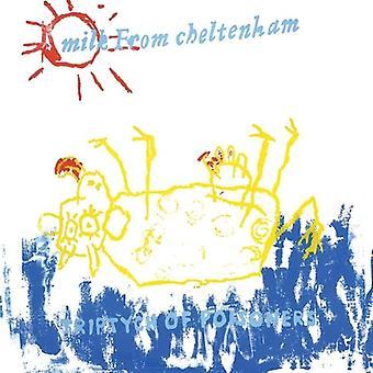 Milk From Cheltenham - Triptych of Poisoners [Vinyl] USA import