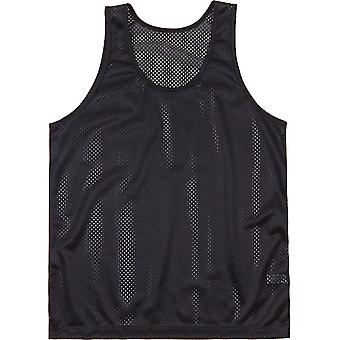 American Apparel Damen/Damen 100 % Polyester-Mesh Athletic Tanktop