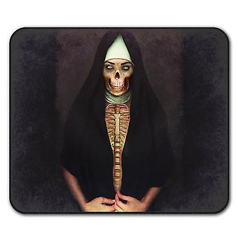 Zombie Religion Horror Anti-Rutsch Mauspad Pad 24 x 20 cm | Wellcoda