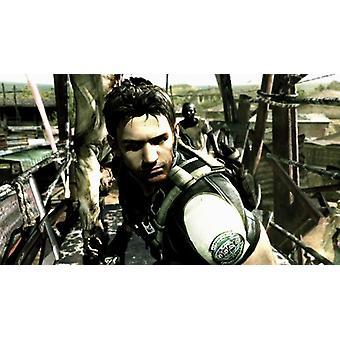 Resident Evil 5 (PS3) - Uusi
