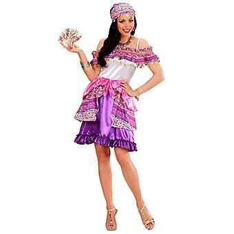 Gipsy Girl kostym