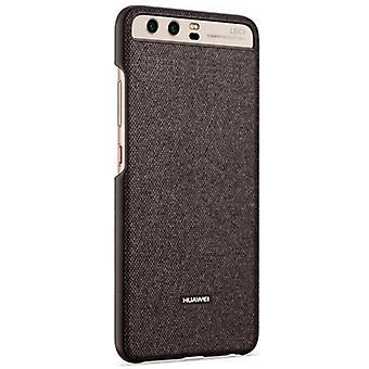 Huawei car case cover for Huawei P10 protective case cover fabric surface Brown