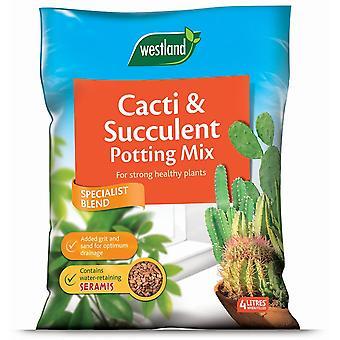 Westland Cacti & succulente potgrond Mix