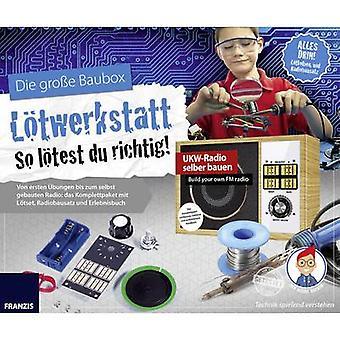 Franzis Verlag 65352 Lötwerkstatt Assembly kit 14 years and over