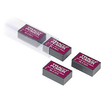 TracoPower תל 5-2410 DC/DC ממיר (הדפסה) 24 V DC 3.3 V DC 1.2 A 6 W לא. של תפוקות: 1 x