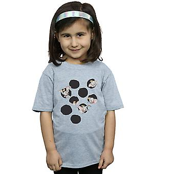 Disney Girls Dumbo kukkuu t-paita
