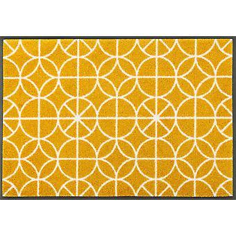 lavage + tapis de saleté Henrietta lavable mat 50 x 75 cm