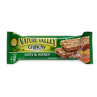 Nature Valley Oats and Honey Bars