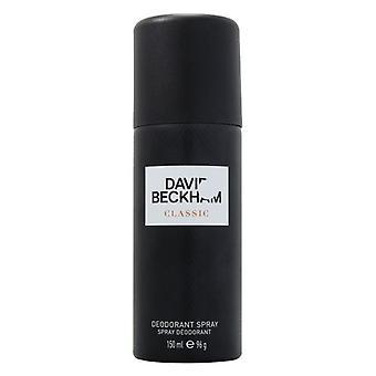 David Beckham Classic Deo Spray 150ml