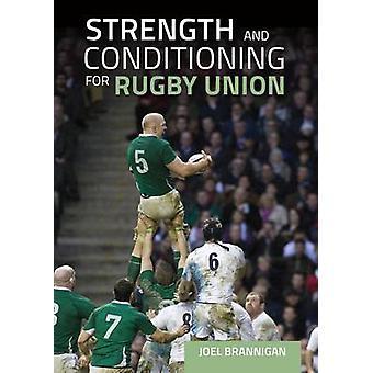 Styrka och kondition för Rugbyunion av Joel Brannigan - 9781785