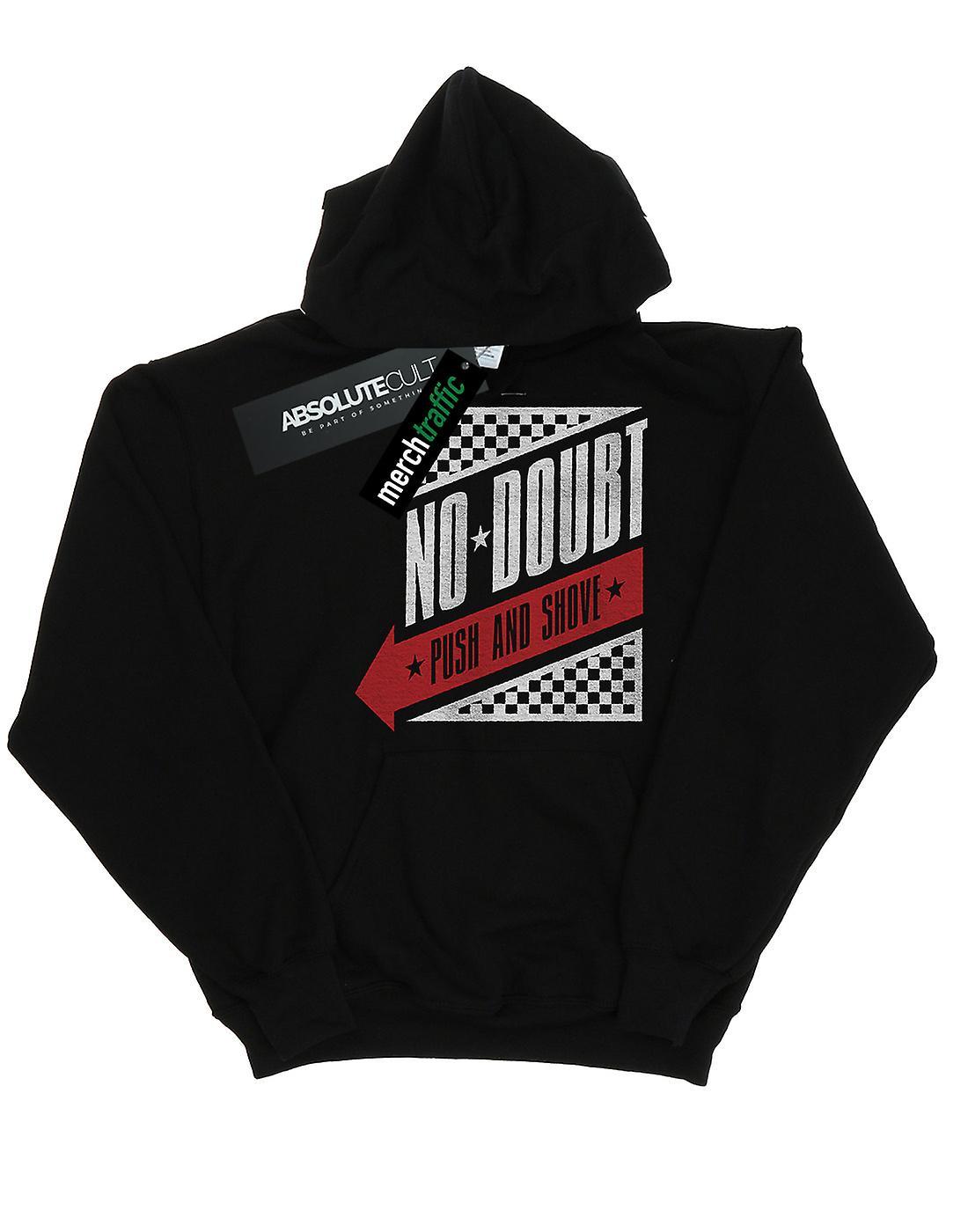 No Doubt Women's Raceway Logo Hoodie