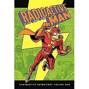 Radioactive Man: Radioactive Repository, Volume One