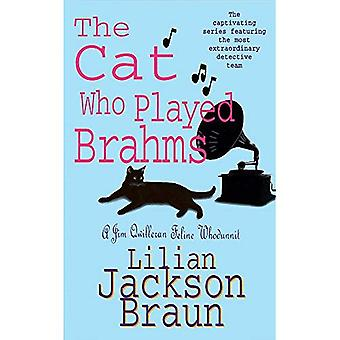 De kat die Brahms (een Jim Qwilleran Feline moordenaar speelde)