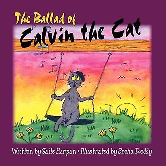 De ballade van Calvijn de kat