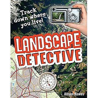 Landschap Detective: Leeftijd 7-8, gemiddelde lezers (witte wolven Non fictie)