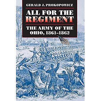 Kaikille rykmentin: armeijan Ohio, 1861 – 1862 (sisällissodan Amerikka)