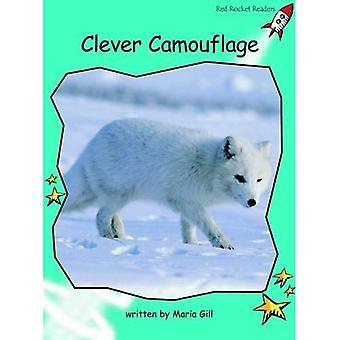 Smart kamouflage: Nivå 2: flyt (röd raket läsare: facklitteratur som A)