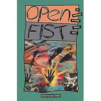 Öppen näve: En antologi av unga Illinois poeter