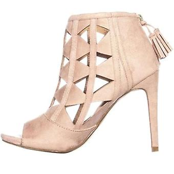 Xoxo Womens Charisma Peep Toe Special Occasion Strappy Sandals