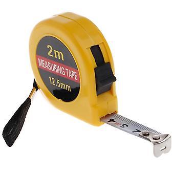 Measuring Tape-2M/6ft (yellow)