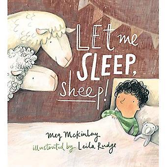 Déjame dormir, ovejas