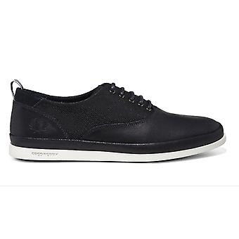 Fred Perry Lawson Men's Trainers - Leather/Cordura Fabric - B8205-608