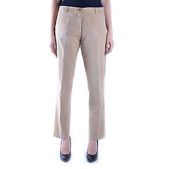 Massimo Rebecchi Ezbc214003 Women's Beige Cotton Pants