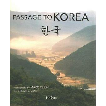 Passage to Korea by Marc Verin - 9781565912205 Book