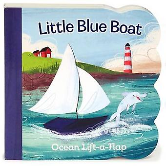 Little Blue Boat Lift a Flap by Ginger Swift - 9781680520774 Book