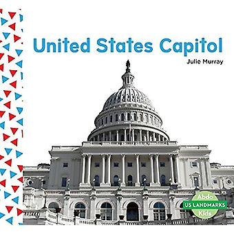 United States Capitol by Julie Murray - 9781680809152 Book