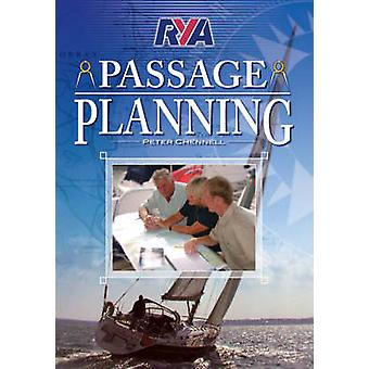 RYA Passage Planning by Peter Chennell - 9781905104840 Book