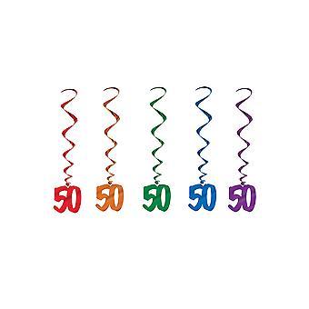 50 wervelingen