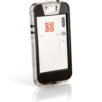 Outdoor Tech Safe 5 - iPhone 5 IPX-7 Waterproof Case -Clear
