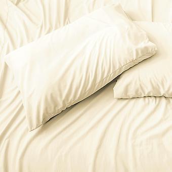 Belledorm Jersey Cotton Housewife Pillowcases (Pair)