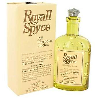 Royall Spyce By Royall Fragrances All Purpose Lotion / Cologne 8 Oz (men) V728-401213