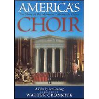 Mormon Tabernacle Choir - America's Choir [DVD] USA import
