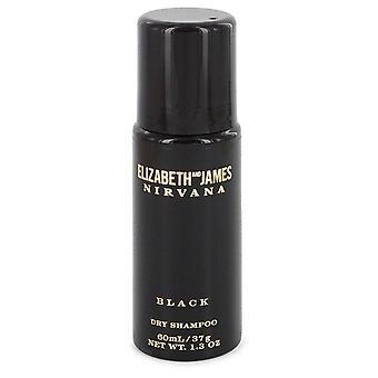 Nirvana zwarte droge shampoo door Elizabeth en James 545012 41 ml