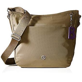 بوغنر 419000035 حقيبة كتف المرأة البني (كاكي 603)) 11.5x28x26 سم (B x H x T)