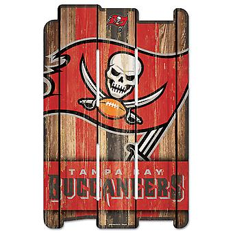 Wincraft PLANK Wood Sign Wood Sign - Tampa Bay Buccaneers