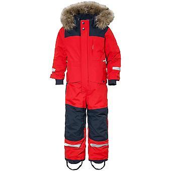 Didriksons Bjornen 3 børne Snowsuit | Chili Red