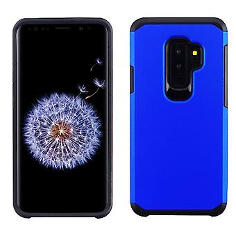 ASMYNA Blue/Black Astronoot Phone Protector Cover  for Galaxy S9 Plus