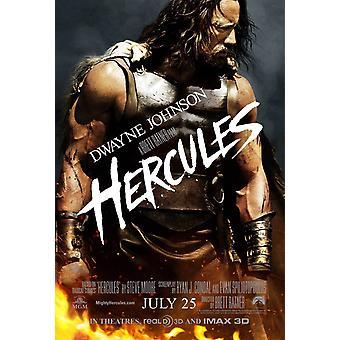 Hercules Original Movie Poster - Double Sided Regular