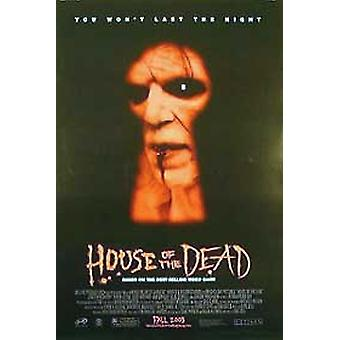 The House Of The Dead (Single Sided Regular) Original Cinema Poster