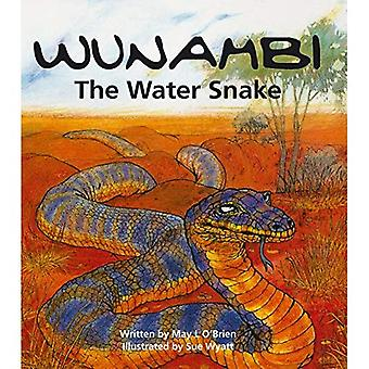Wunambi vannslangen